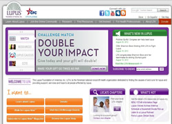 lupus foundation of america website