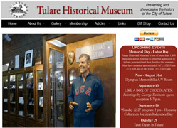 tulare historical musuem